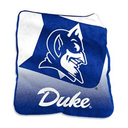 Logo Duke University 50 in x 60 in Raschel Throw