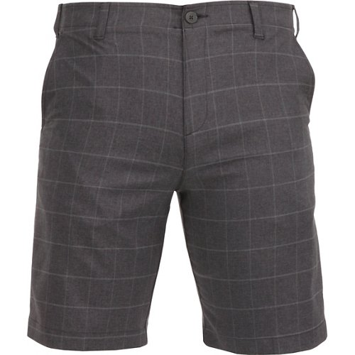 BCG Men's Plaid Golf Short