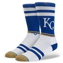 Stance Men's Kansas City Royals Diamond Crew Socks