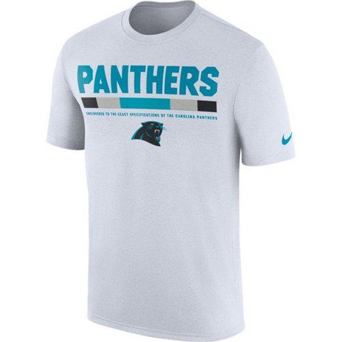 Nike Men s Carolina Panthers Legend Onfield Staff T-shirt 4a086d578