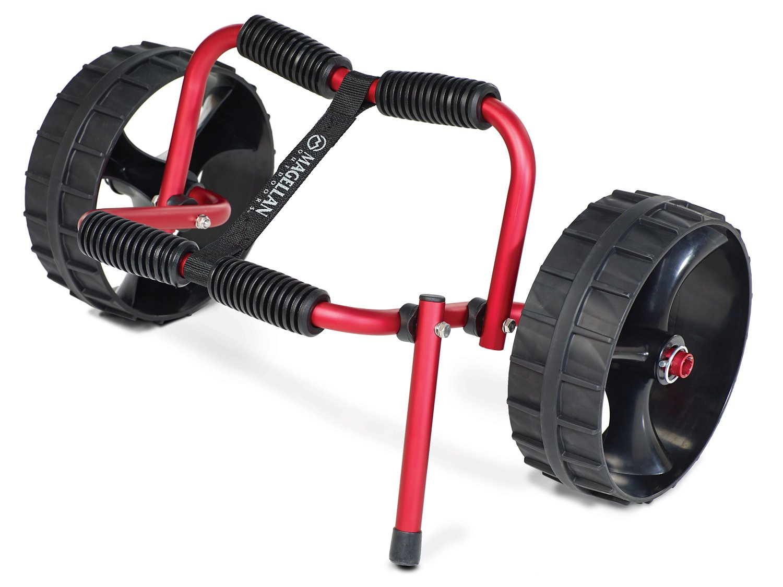 Display product reviews for Magellan Outdoors Deluxe Kayak Cart