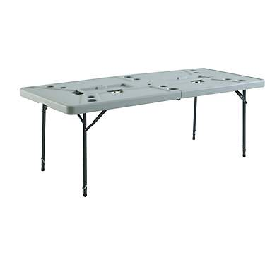 Academy Sports + Outdoors 7 ft Folding Cookout Table