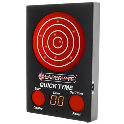 Quick Tyme Laser Trainer Target
