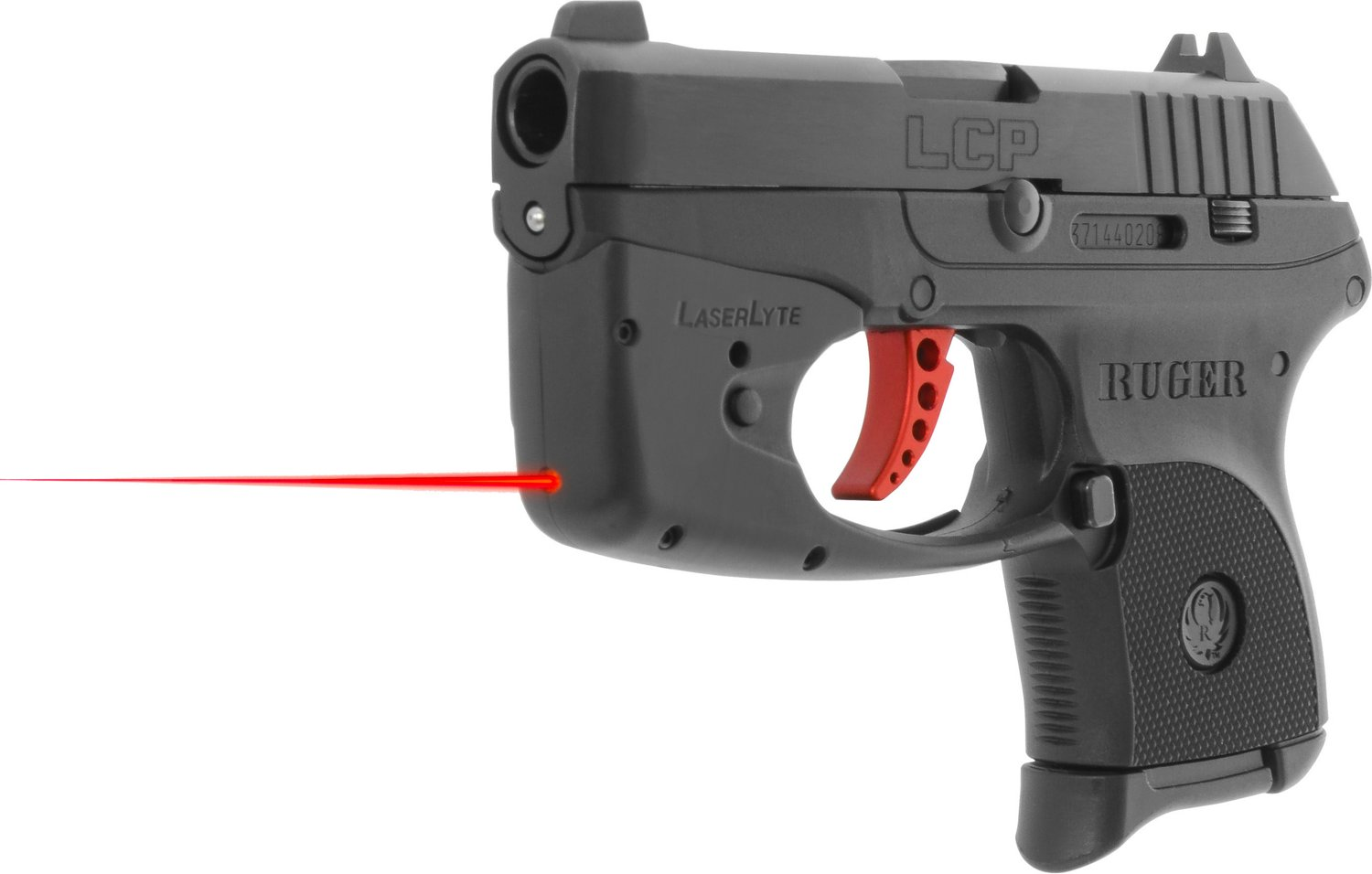 LaserLyte Ruger LC9/LCP/LC380 Trigger Guard Laser Sight - view number 2