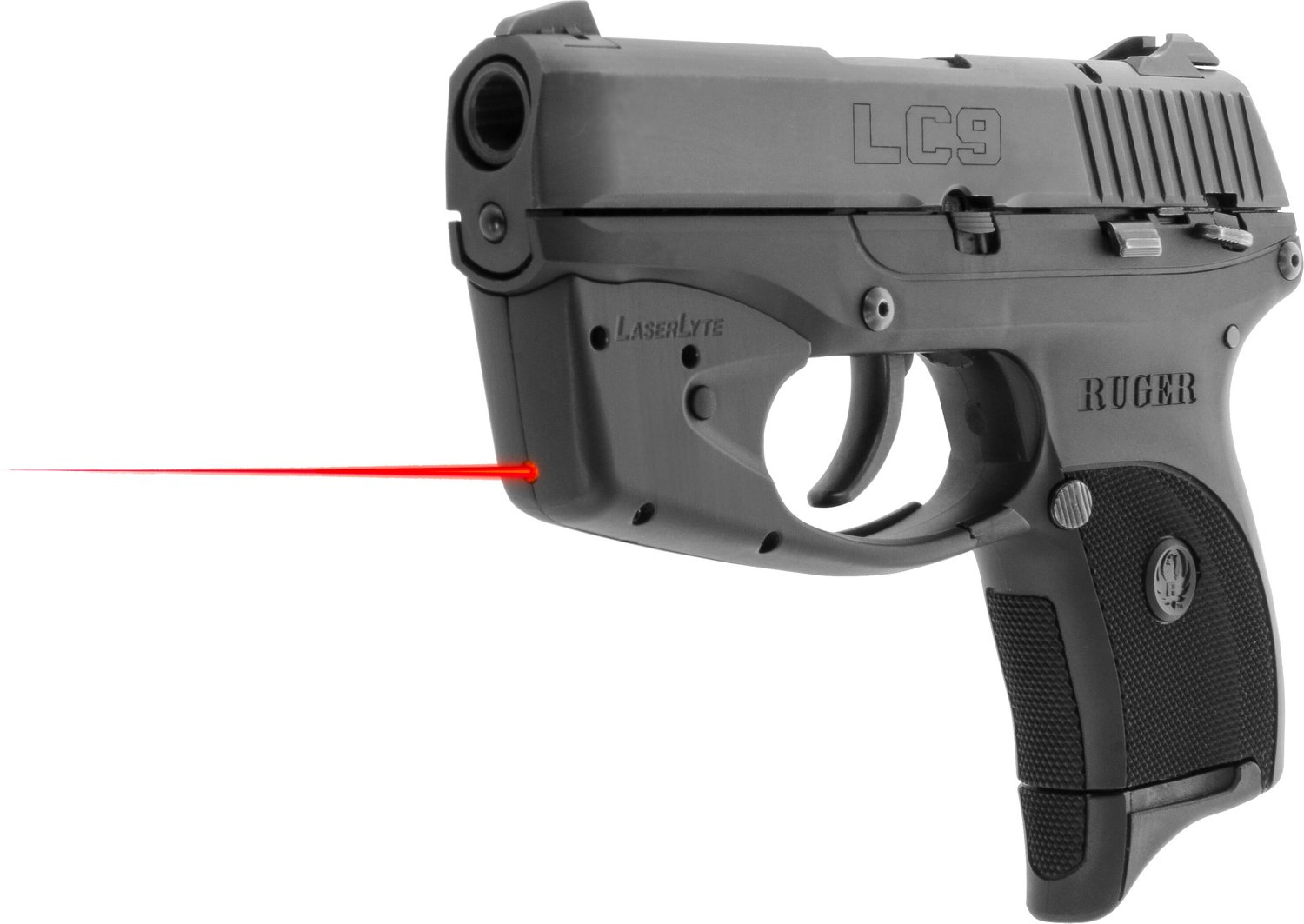 LaserLyte Ruger LC9/LCP/LC380 Trigger Guard Laser Sight - view number 1