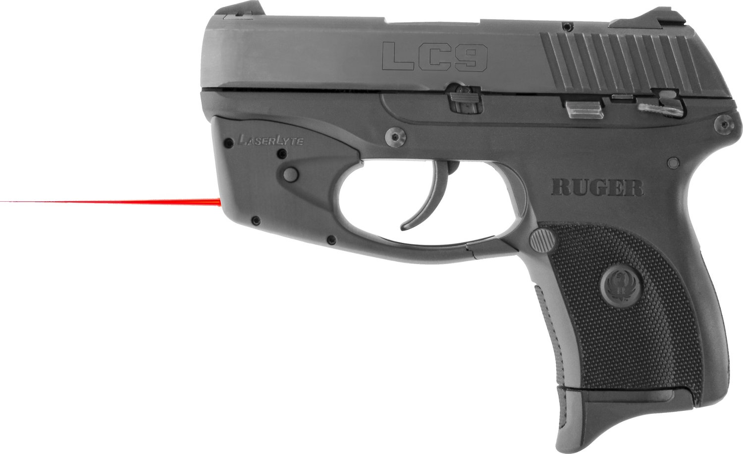LaserLyte Ruger LC9/LCP/LC380 Trigger Guard Laser Sight - view number 4