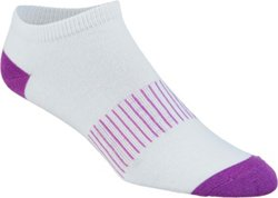Women's Color Accent Fashion Socks 6 Pack