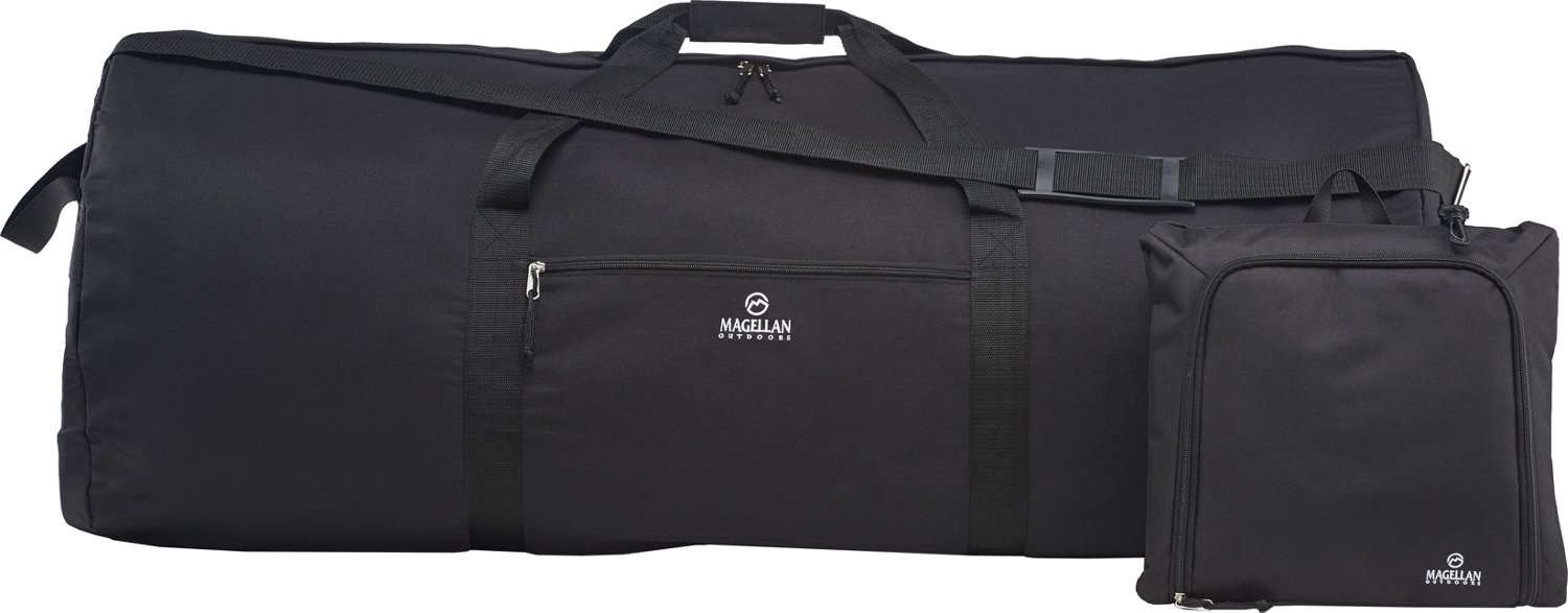 Display product reviews for Magellan Outdoors 48 in Barrel Duffel Bag eb4a5de111d09
