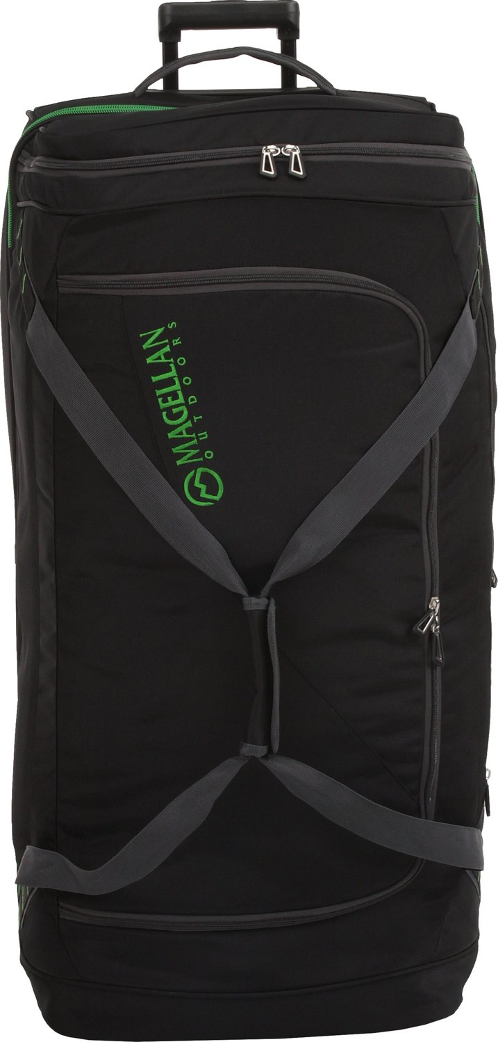 f2953822d Display product reviews for Magellan Outdoors 36 in Drop Bottom Wheeled Duffel  Bag