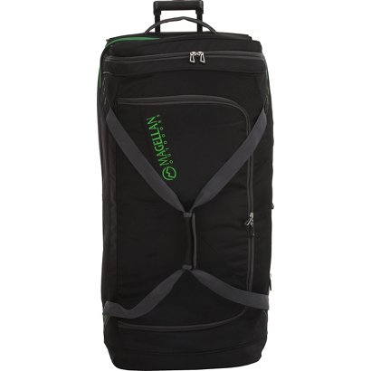 2aa94a6b95 Magellan Outdoors 36 in Drop Bottom Wheeled Duffel Bag