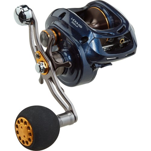 Daiwa Lexa Type HD High-Capacity Baitcast Reel