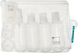Lewis N. Clark 3-1-1 Carry-On Set