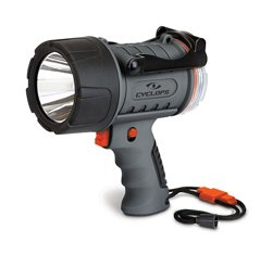 Cyclops 300-Lumen Rechargeable Waterproof LED Spotlight