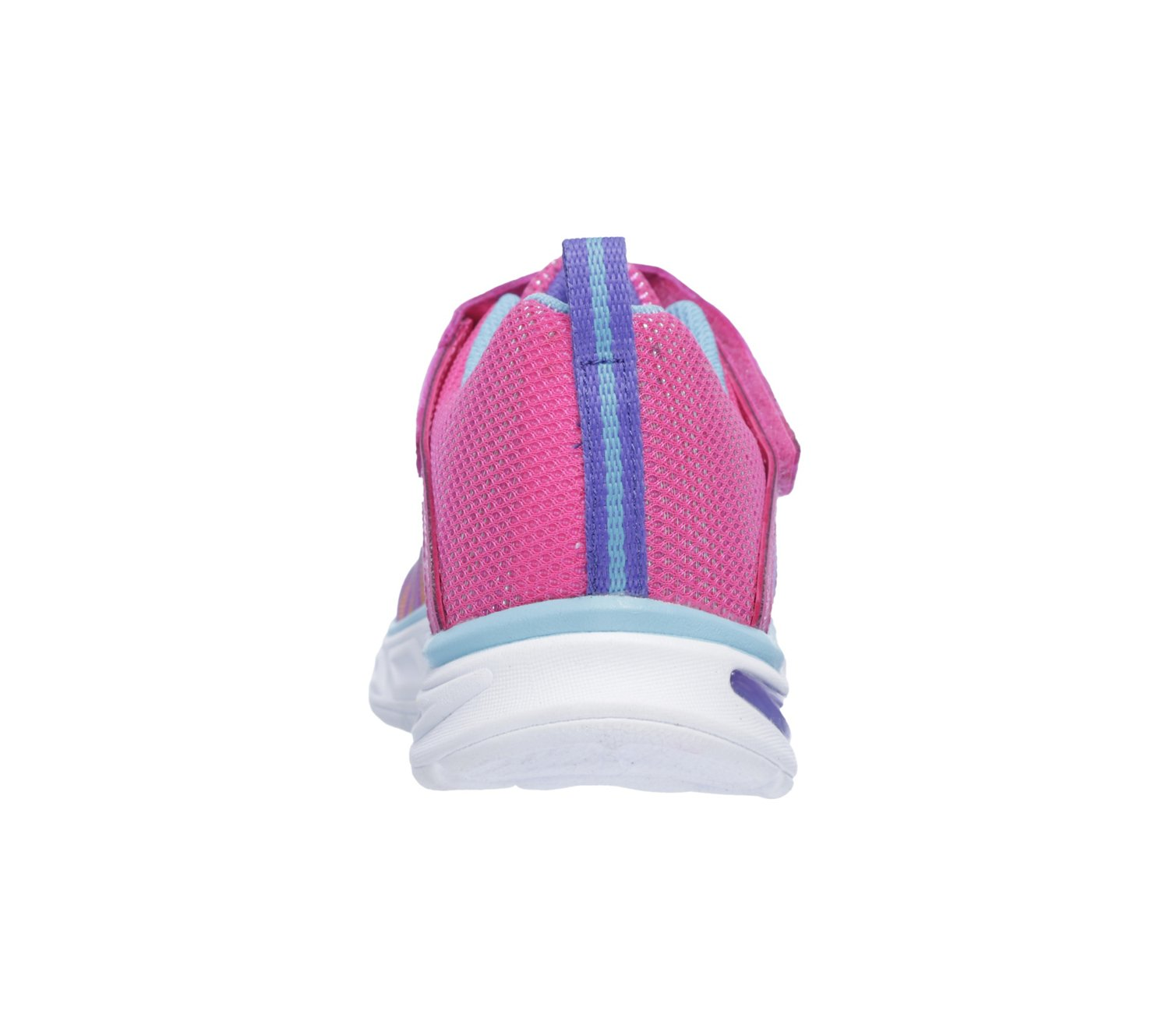 SKECHERS Girls' S Lights Litebeams Colorburst Shoes - view number 6