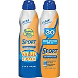 Banana Boat® Ultra Mist Sport Spray SPF 30 Sunscreen 2-Pack