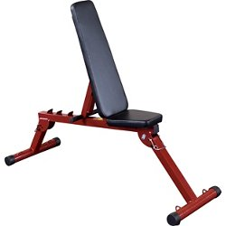 Best Fitness Flat Incline Decline Folding Bench
