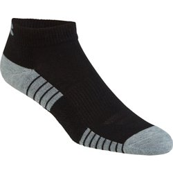 HeatGear Tech Low-Cut Socks 3 Pack