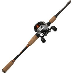 Pflueger® Monarch Low-Profile 7' MH Baitcast Rod and Reel Combo