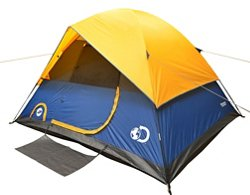 Discovery Adventures 6 Person Dome Camping Tent