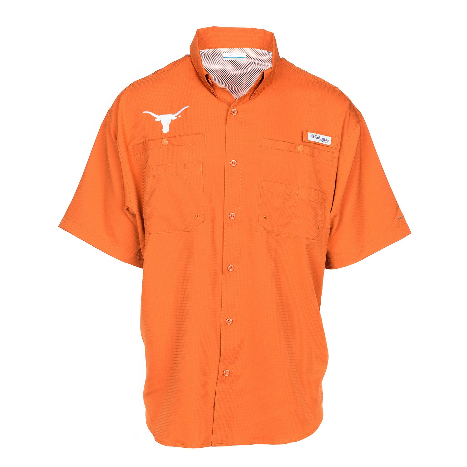 c24c52e31ecf Display product reviews for We Are Texas Men s University of Texas Tamiami  Short Sleeve Shirt