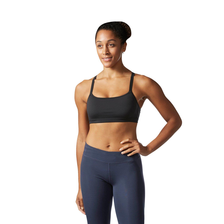 adidas Women's TECHFIT Crisscross Sports Bra - view number 1