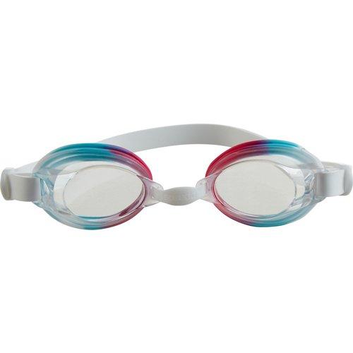 Speedo Girls' AC Kiwa Goggles 3-Pack