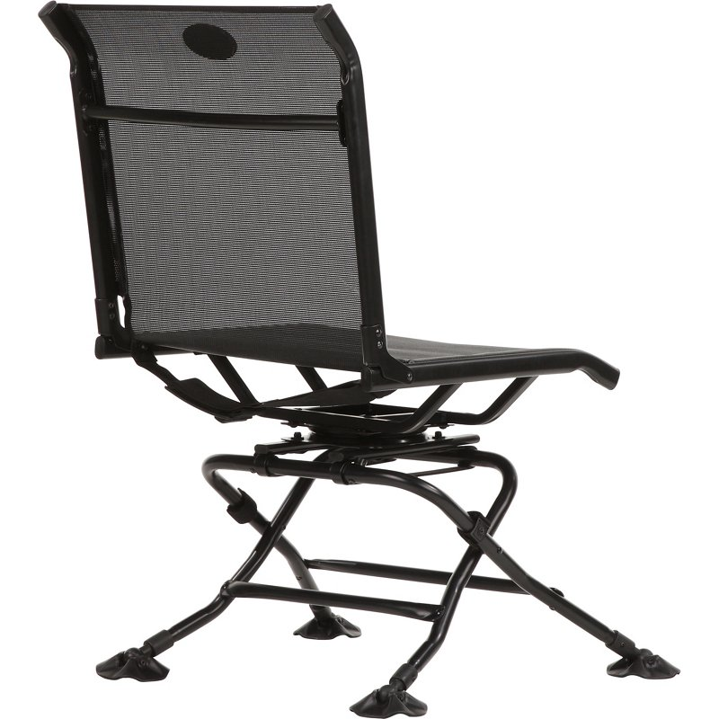Game Winner Deluxe Swivel Chair Black – Hunting Furniture at Academy Sports