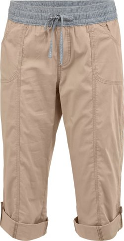 BCG Women's Weekend Lifestyle Capri Pant