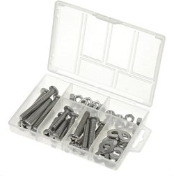 Marine Raider 54-Piece Pan Machine Screw Kit