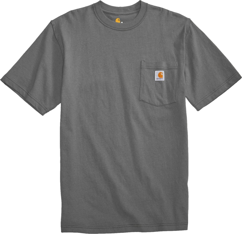 Carhartt Men's Short Sleeve Work Wear Pocket T-shirt - view number 4
