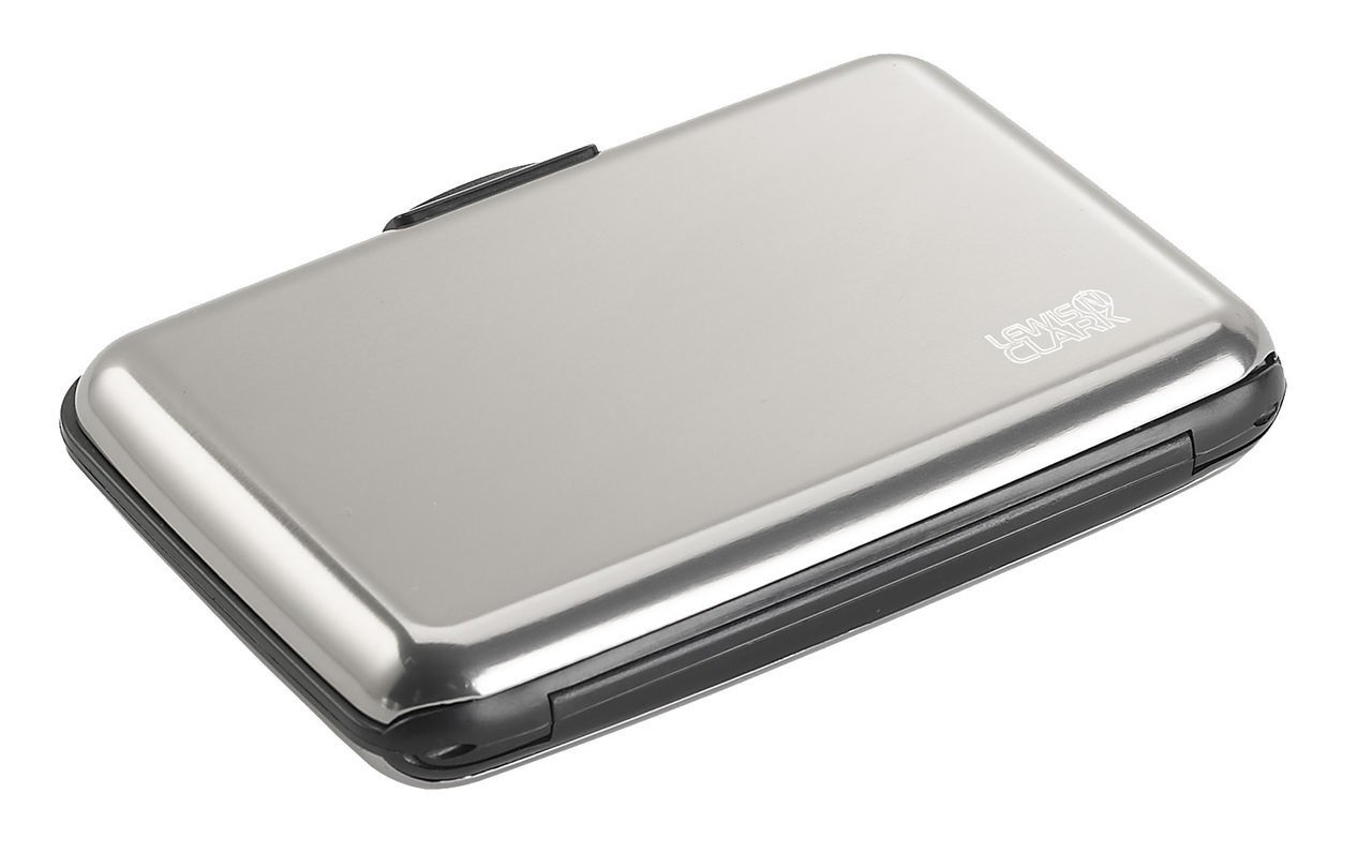 Display product reviews for Lewis N. Clark RFID Aluminum Wallet