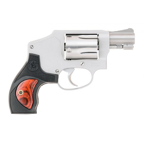Smith & Wesson Model 642 .38 S&W SPECIAL +P Revolver