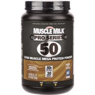 Muscle Milk Pro Series 50 Lean Muscle Mega Protein Powder 2.54 lbs