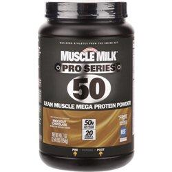 Pro Series 50 Lean Muscle Mega Protein Powder 254 Lbs