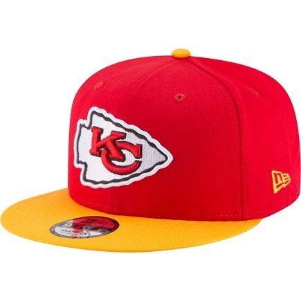 1efa58c939d New Era Men s Kansas City Chiefs Baycik Kanchi 9FIFTY Snapback Cap ...