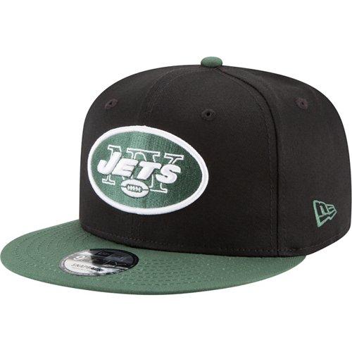 New Era Men's New York Jets 9FIFTY Baycik Snapback Cap