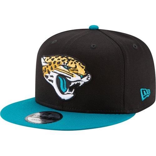 New Era Men's Jacksonville Jaguars 9FIFTY Baycik Snapback Cap