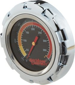 Outdoor Gourmet 4 in Individual Temperature Gauge