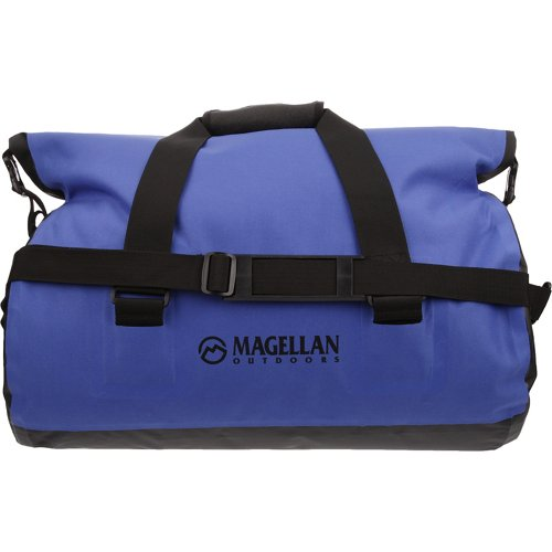 Magellan Outdoors 44-Liter Waterproof Roll-Top Duffel Bag