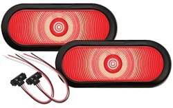 Optronics ONE LED 6 in Oval Sealed Lights Kit