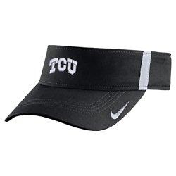 Nike Men's Texas Christian University AeroBill Sideline Visor