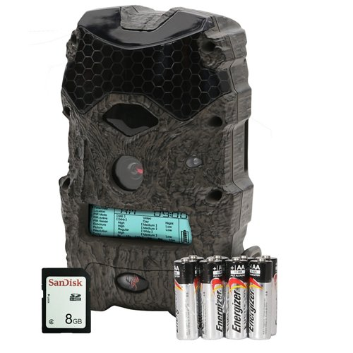 Wildgame Innovations Mirage 16 Trubark 16.0 MP Infrared Game Camera