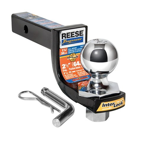 Reese 1.25 in Hitch Starter Kit