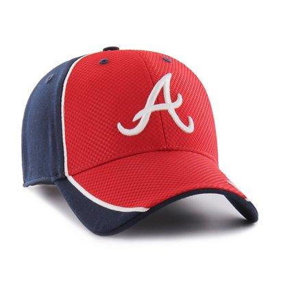 9ddd98dee7d 47 Atlanta Braves Kobuk MVP Baseball Cap