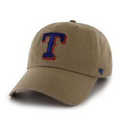 Texas Rangers Clean Up Cap