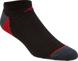 adidas Men's Superlite Speed Mesh No-Show Socks 2 Pack