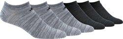 adidas Men's Superlite No-Show Socks 6 Pack
