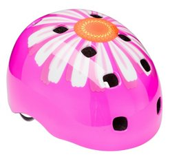 Schwinn Girls' Burst Bicycle Helmet