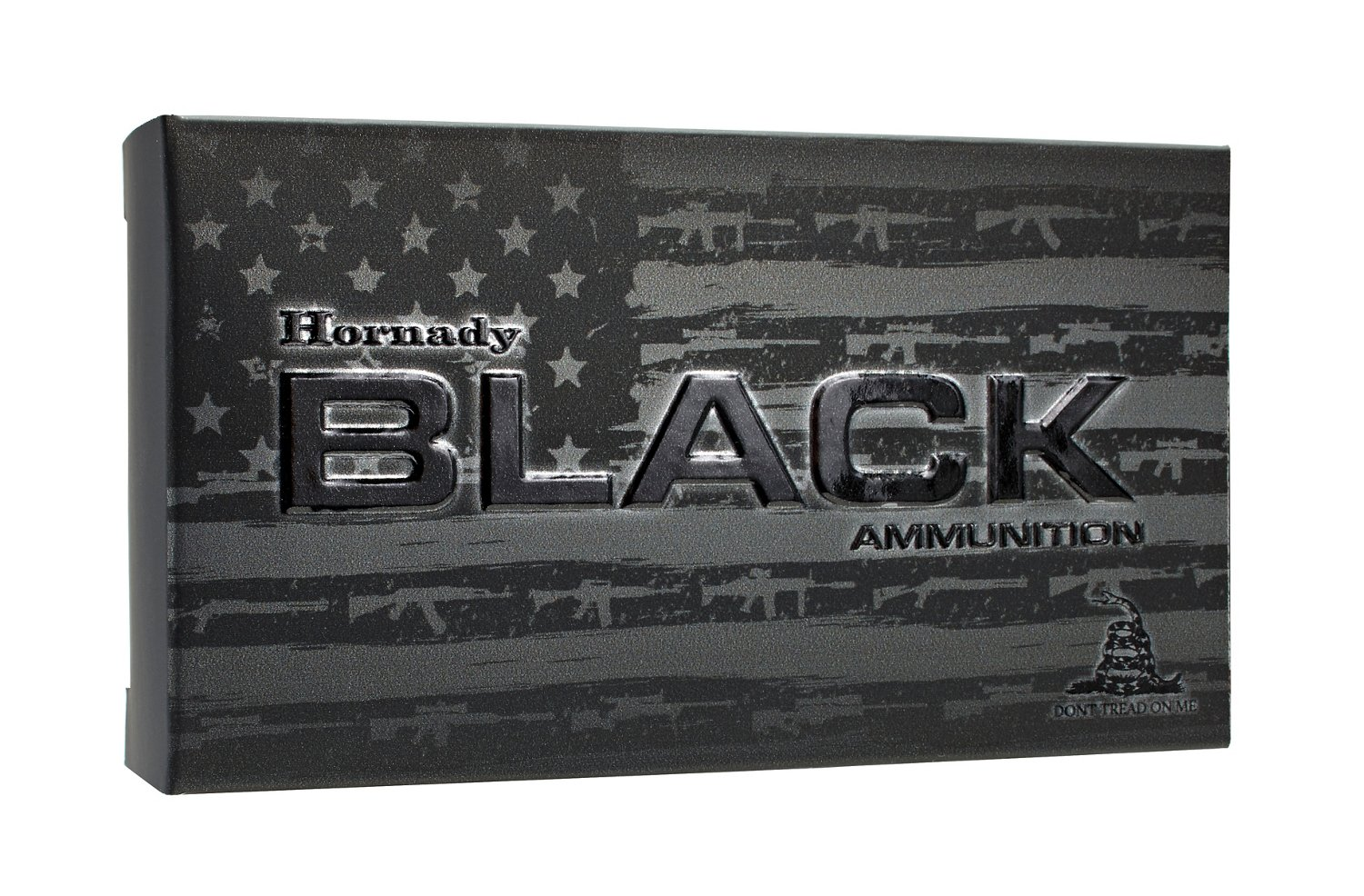 Hornady Black 6.5mm Creedmoor BTHP 140-Grain Rifle Ammunition
