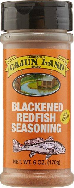 Cajun Land Brand 6 oz Blackened Seasoning